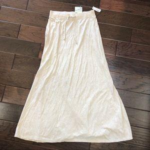 NWT Long Maxi Skirt